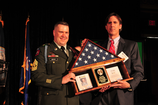 Servicemen Of The Year :: 2008 Military Times Service